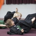 Besplatan nindžicu trening (do 17 godina)